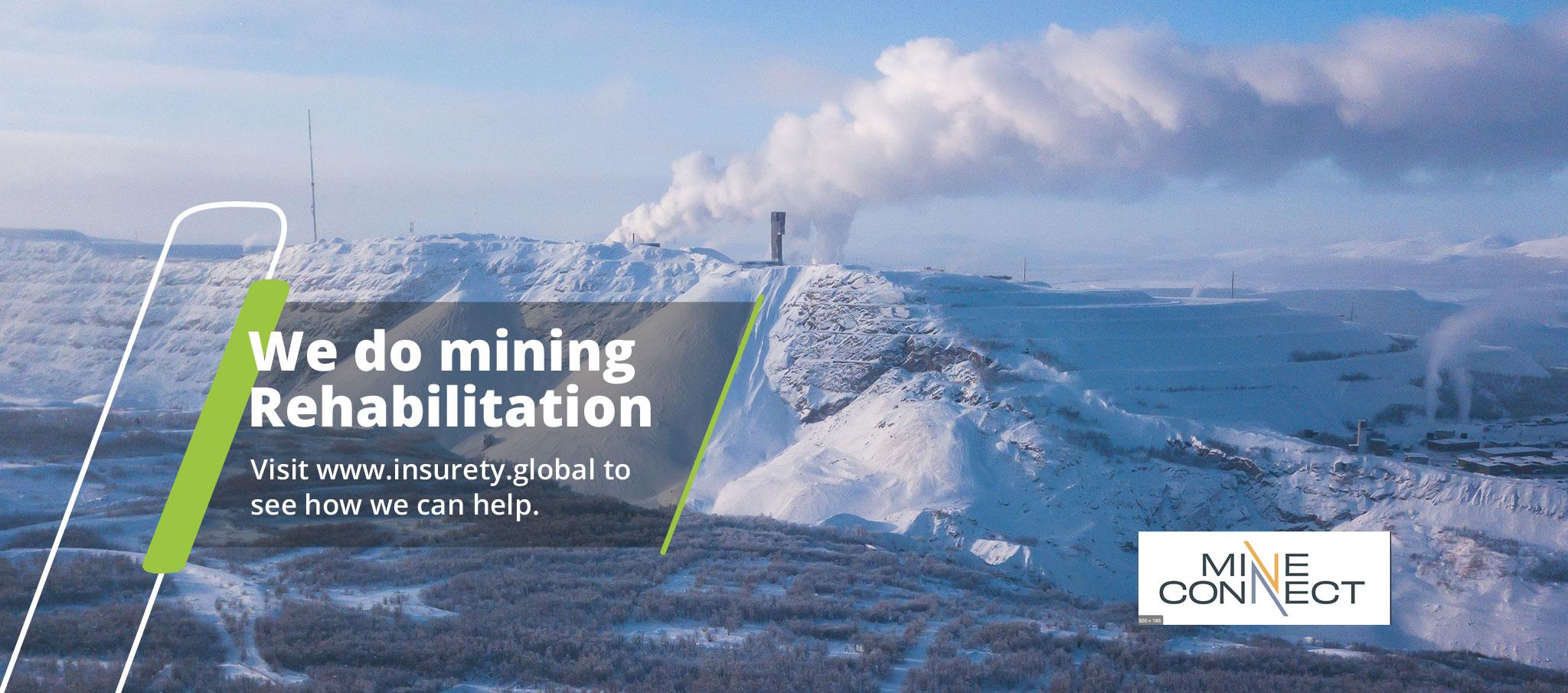 Mining Rehabilitation Insurety